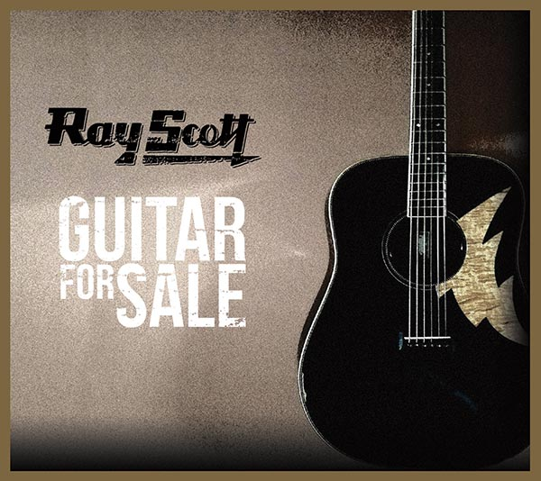Guitar For Sale - Ray Scott