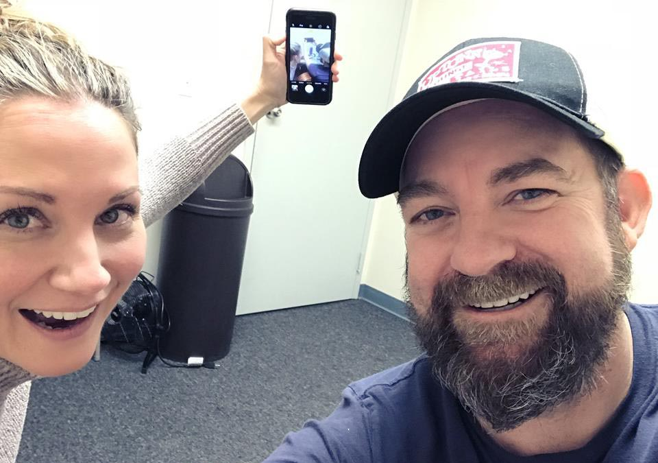 Jennifer Nettles & Kristian Bush from Sugarland are back!!!!